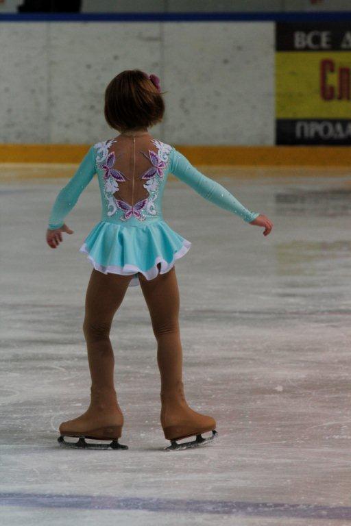 Сшить костюм для фигурного катания для девочки своими руками 80